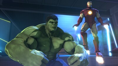Iron Man & Hulk: Heroes United Trailer