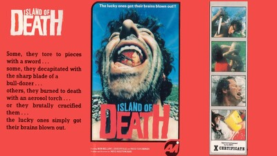 Island of Death Trailer