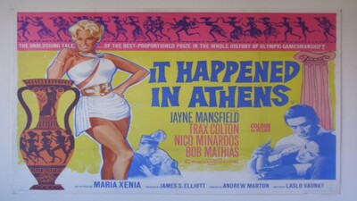 It Happened in Athens Trailer