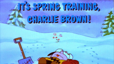 It's Spring Training, Charlie Brown Trailer