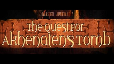 Jack Hunter: The Quest for Akhenaton's Tomb Trailer