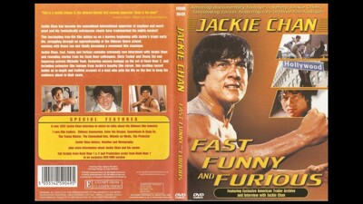 Jackie Chan: Fast, Funny and Furious Trailer