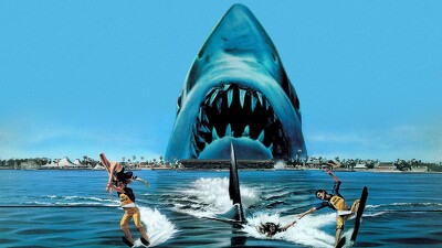 Jaws 3-D Trailer