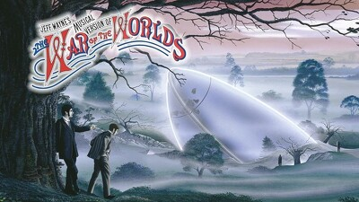 Jeff Wayne's Musical Version of 'The War of the Worlds' Trailer