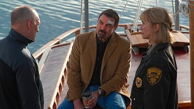 Jesse Stone: Sea Change Trailer