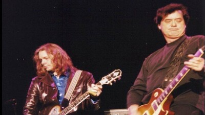 Jimmy Page & The Black Crowes - Live at the Greek Trailer