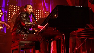 John Legend Live from Philadelphia Trailer