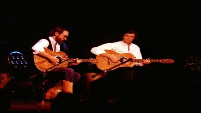 John McLaughlin, Al DiMeola, Paco DeLucia: Friday Night in San Francisco   Vol,1 & 2 Trailer