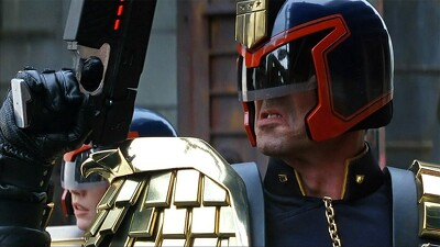 Judge Dredd Trailer