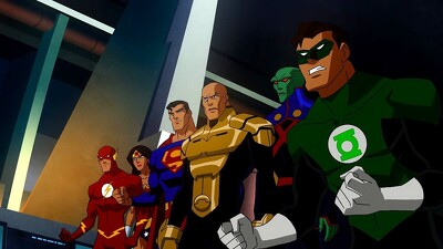 Justice League: Crisis on Two Earths Trailer