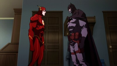 Justice League: The Flashpoint Paradox Trailer