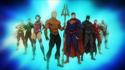 Justice League: Throne of Atlantis Trailer