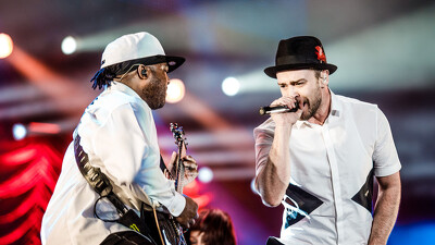 Justin Timberlake: [2013] Rock in Rio Trailer