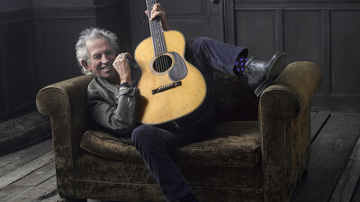 Keith Richards: Under the Influence Trailer