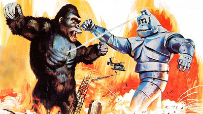 King Kong Escapes Trailer
