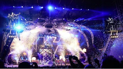 Kiss: Monster Tour in Zurich Trailer