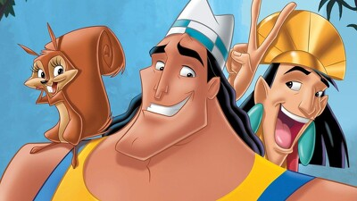 Kronk's New Groove Trailer