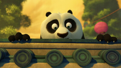 Kung Fu Panda: Secrets of the Scroll Trailer