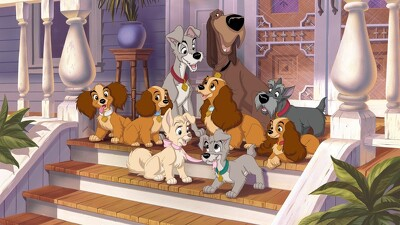 Lady and the Tramp II: Scamp's Adventure Trailer