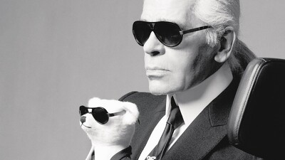 Lagerfeld Confidential Trailer