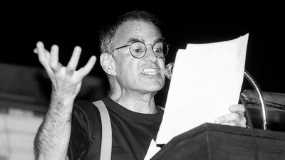 Larry Kramer In Love & Anger Trailer