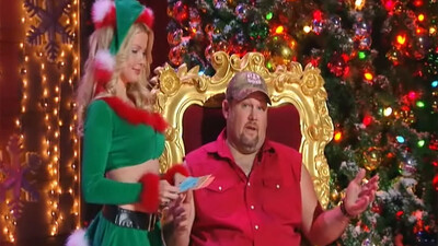 Larry the Cable Guy's Christmas Spectacular Trailer