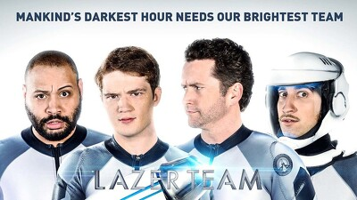 Lazer Team Trailer