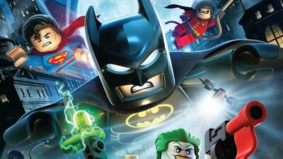 Lego Batman: The Movie - DC Super Heroes Unite Trailer