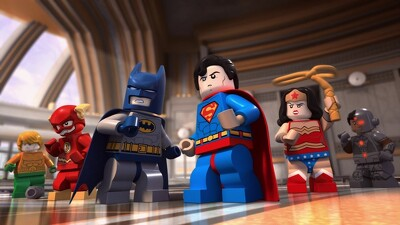 LEGO DC Comics Super Heroes: Batman: Be-Leaguered Trailer