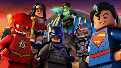 LEGO DC Comics Super Heroes: Justice League: Cosmic Clash Trailer