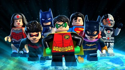 LEGO DC Comics Super Heroes: Justice League - Gotham City Breakout Trailer