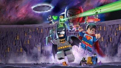 LEGO DC Comics Super Heroes: Justice League vs. Bizarro League Trailer