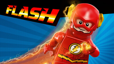 Lego DC Comics Super Heroes: The Flash Trailer