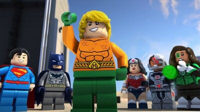 LEGO DC Super Heroes - Aquaman: Rage Of Atlantis Trailer