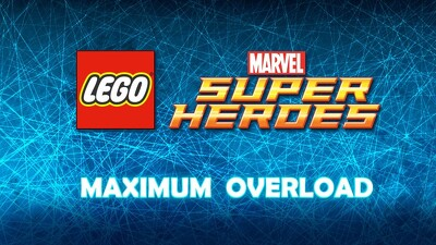 LEGO Marvel Super Heroes: Maximum Overload Trailer