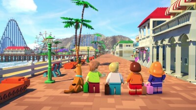 Lego Scooby-Doo! Blowout Beach Bash Trailer