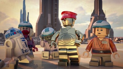 Lego Star Wars: The Padawan Menace Trailer