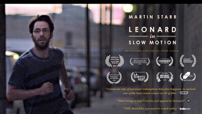 Leonard in Slow Motion Trailer