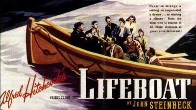 Lifeboat Trailer