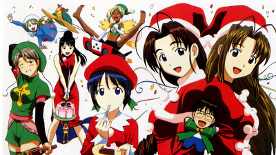 Love Hina Christmas Special: Silent Eve Trailer
