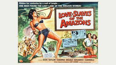 Love Slaves of the Amazons Trailer