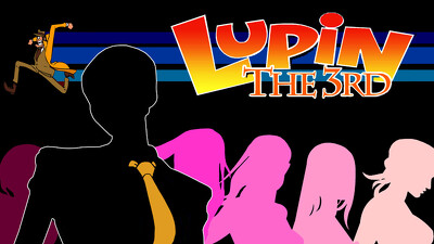 Lupin III's Greatest Capers Trailer