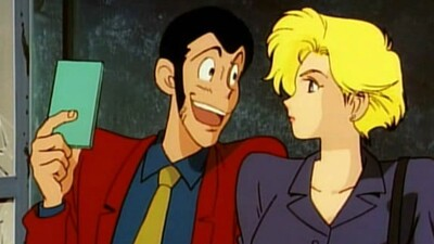 Lupin the Third: From Russia with Love Trailer