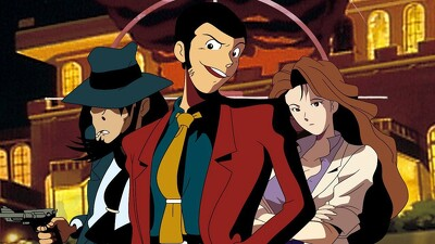 Lupin the Third: Voyage to Danger Trailer