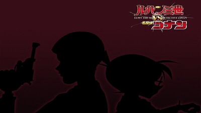 Lupin the Third vs. Detective Conan Trailer