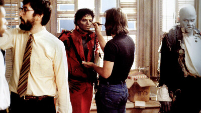 Making Michael Jackson's Thriller Trailer