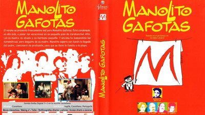Manolito Four Eyes Trailer
