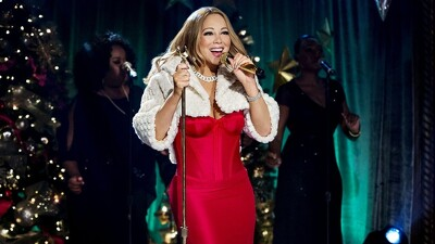 Mariah Carey's Merriest Christmas Trailer