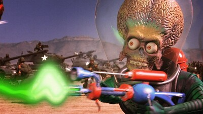 Mars Attacks! Trailer