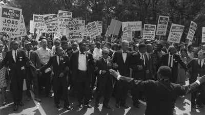 Martin Luther King and the March on Washington Trailer